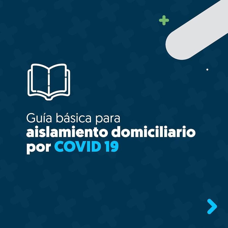 Guía para el Aislamiento Domiciliario por el COVID-19