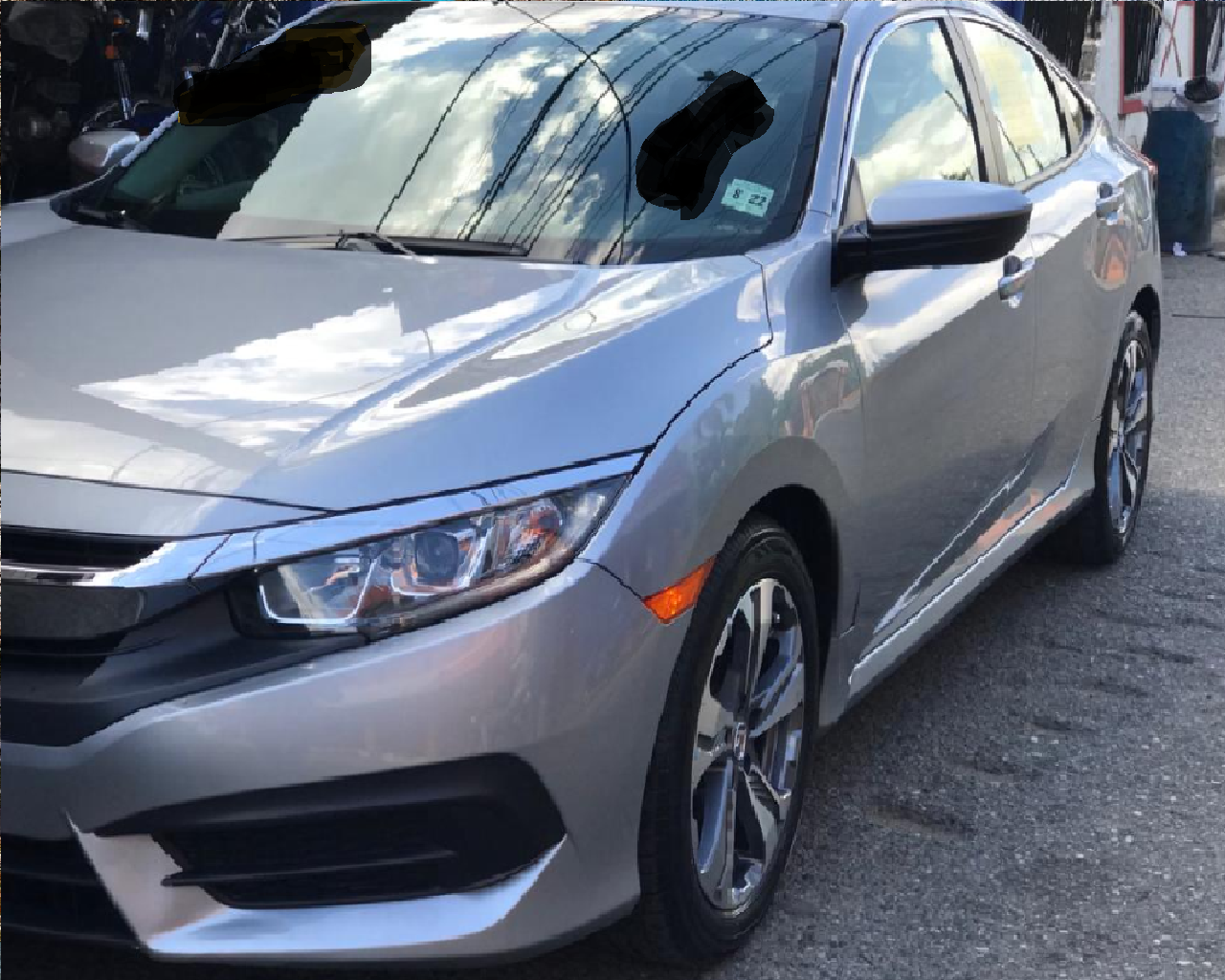 Vendo Lex 2017 Honda