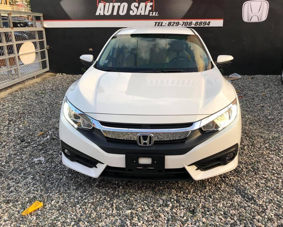 Venta de Honda civic 2017