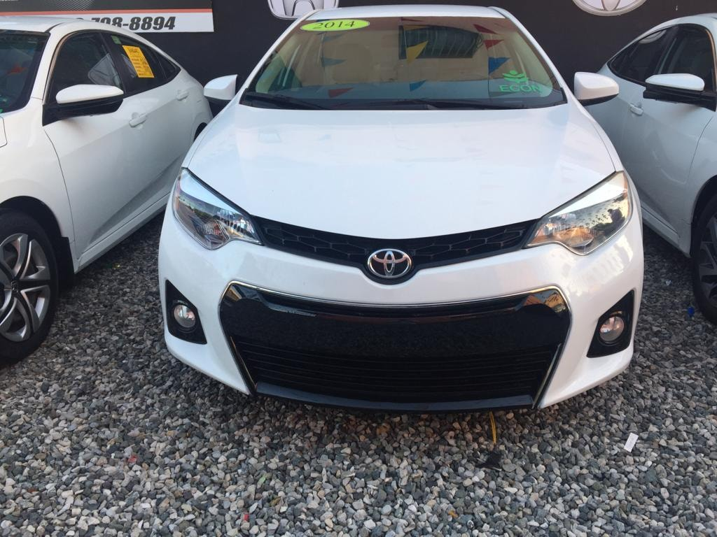 Venta de bello Toyota Corolla