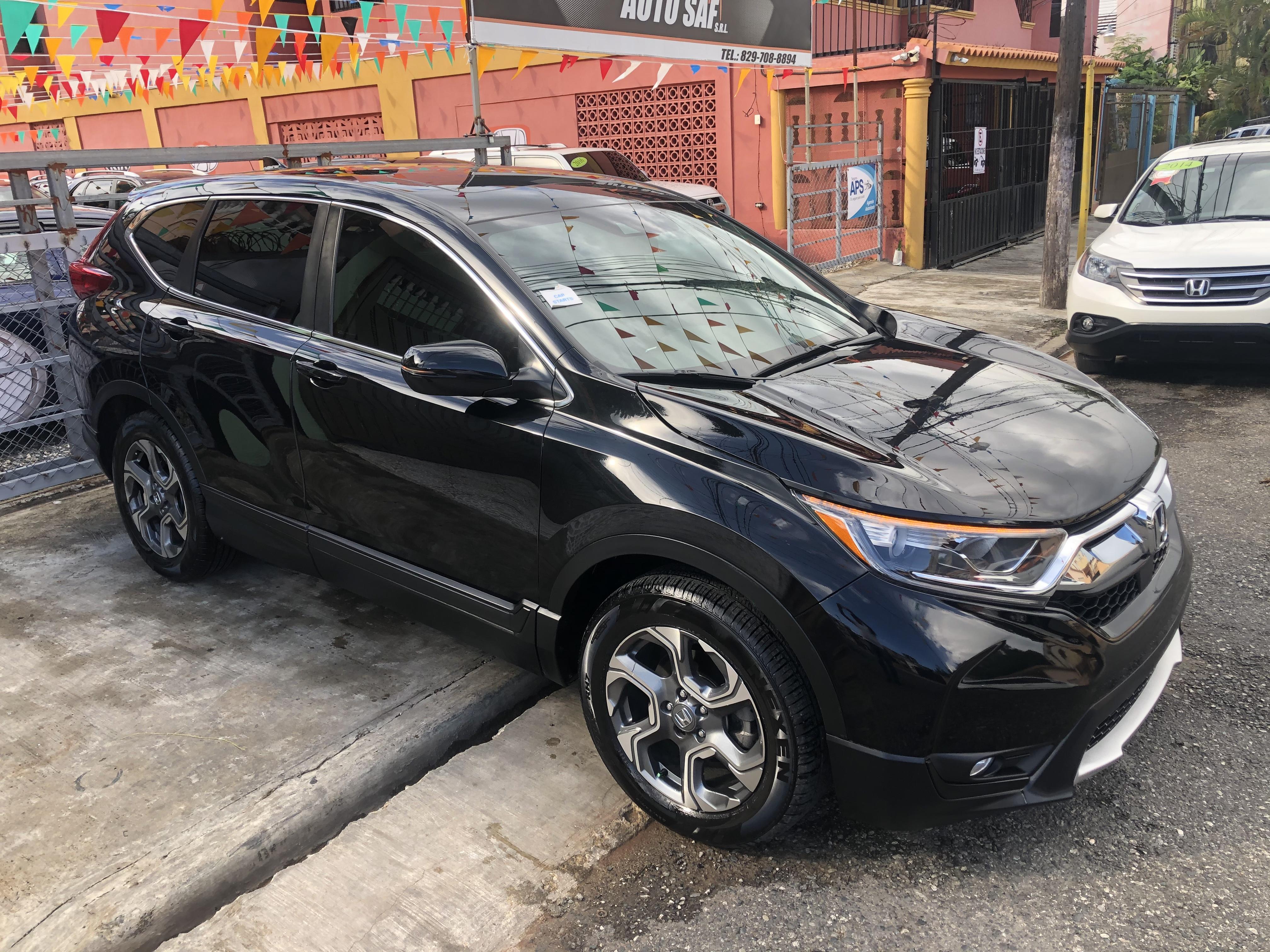 Honda crv 2017 exl full