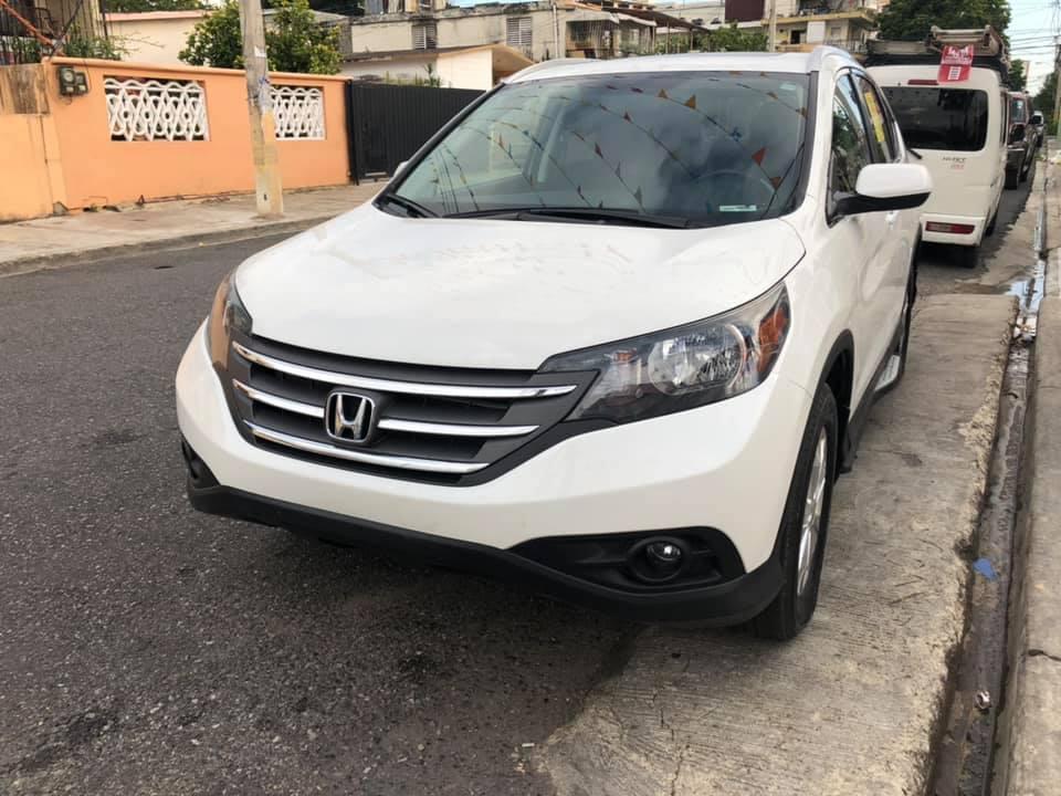 Vendo Honda crv 2014 exl
