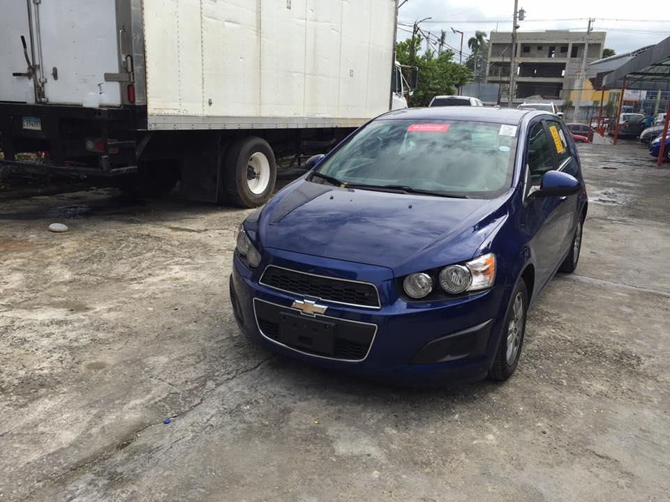 Vendo Chevrolet Sonic LT 2014