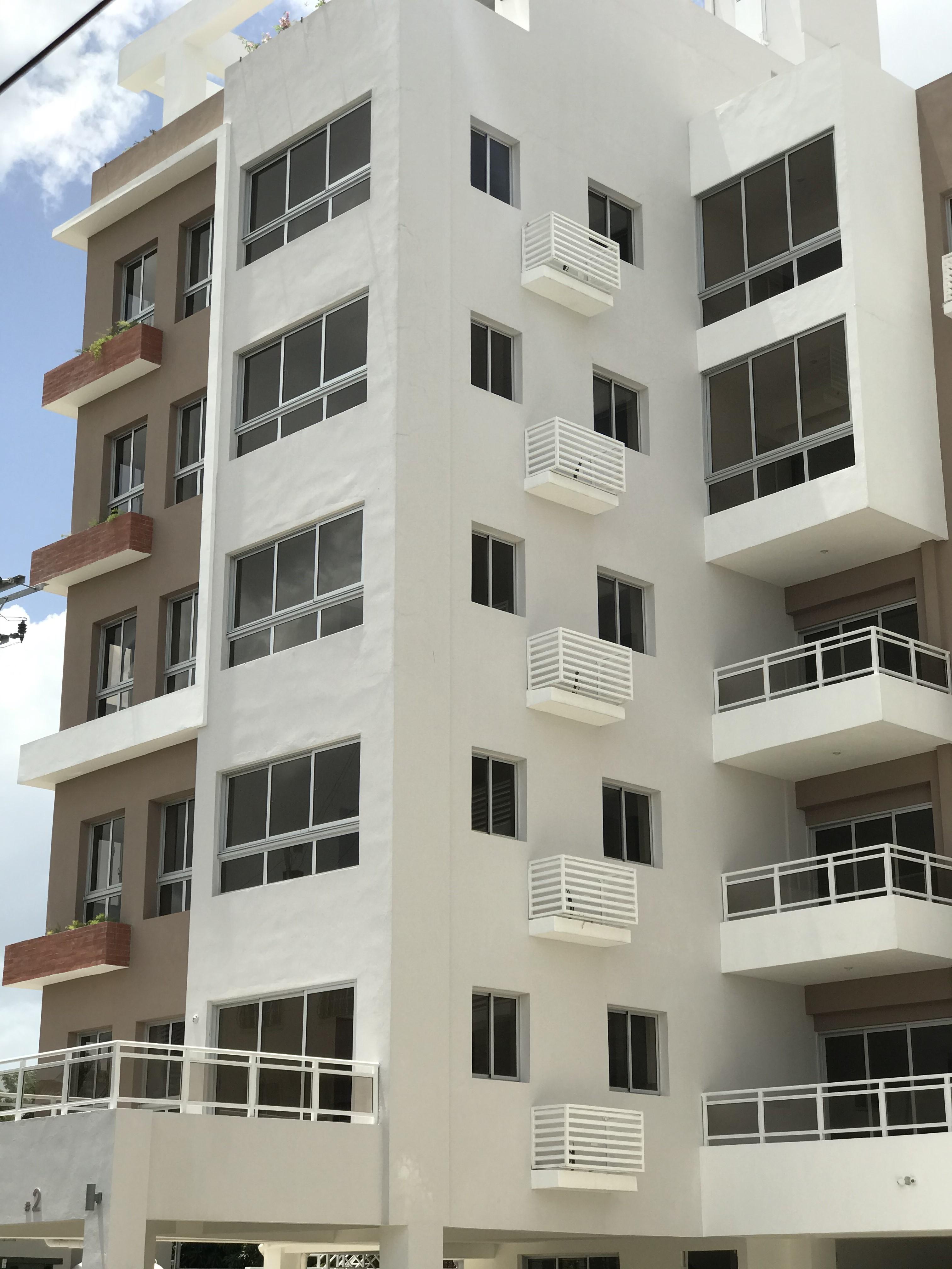 Proyecto de Apartamentos nuevos en Los Restauradores Listos para entregar