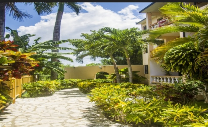 Beautiful Apartment in a gated community in the Center of Cabarete for a good investment