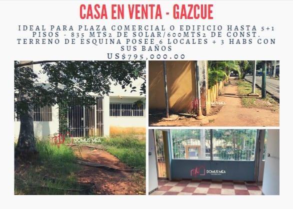 Casa en Venta En Gazcue