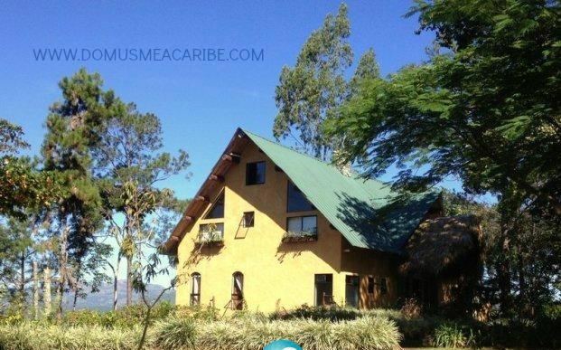 Hermosa casa en alquiler y venta- Jarabacoa