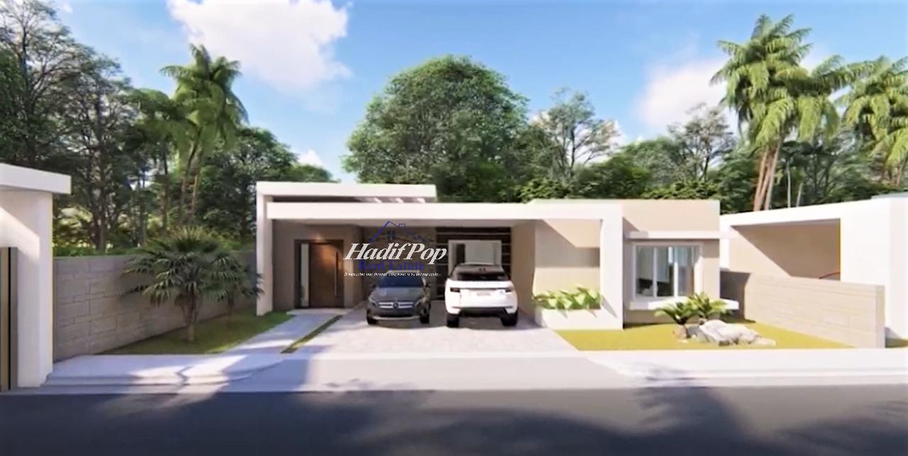 Casa familiar en venta