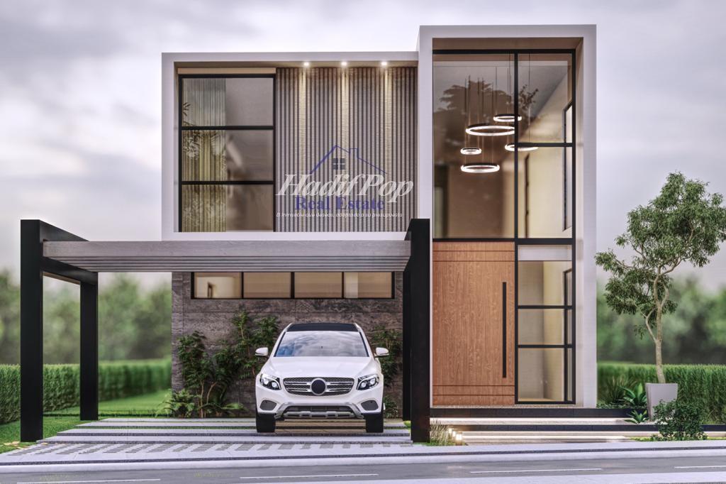 Venta de Extraordinaria casa con diseño minimalista, Puerto Plata