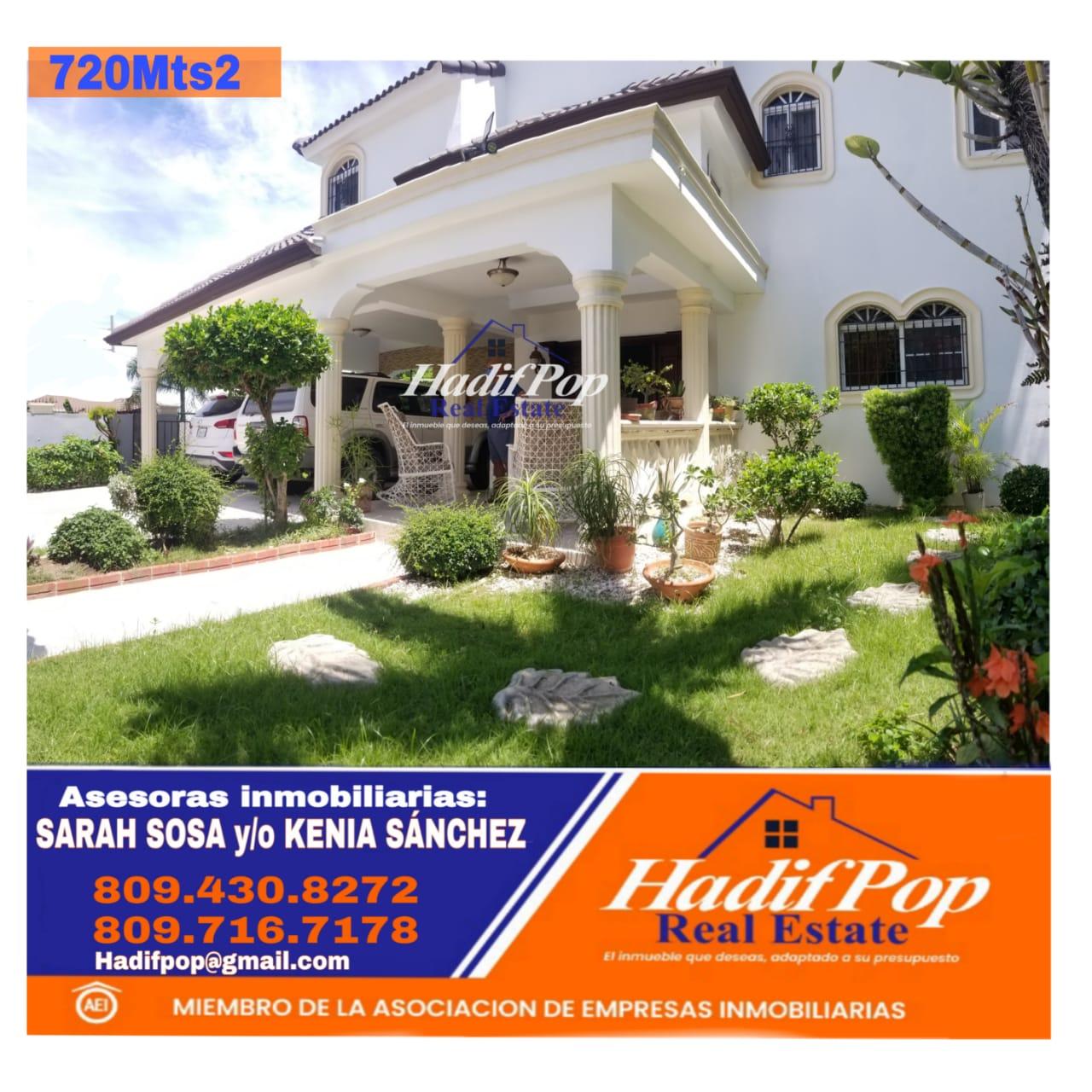 Inigualable casa en venta, Puerto Plata