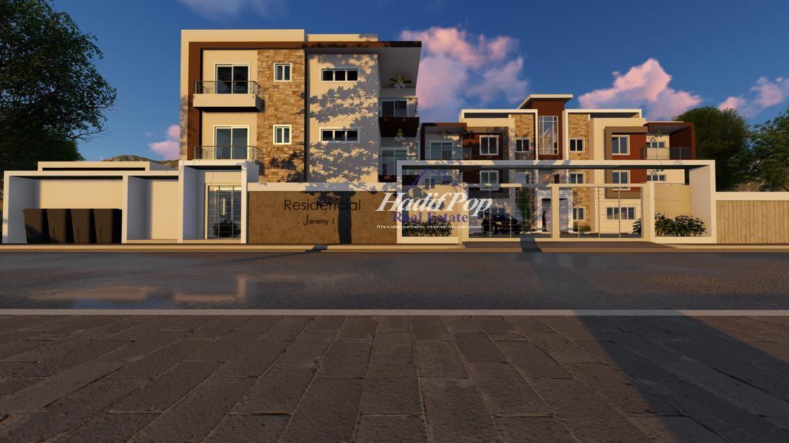 Nuevo proyecto de apartamentos ubicado en urbanización, Puerto Plata