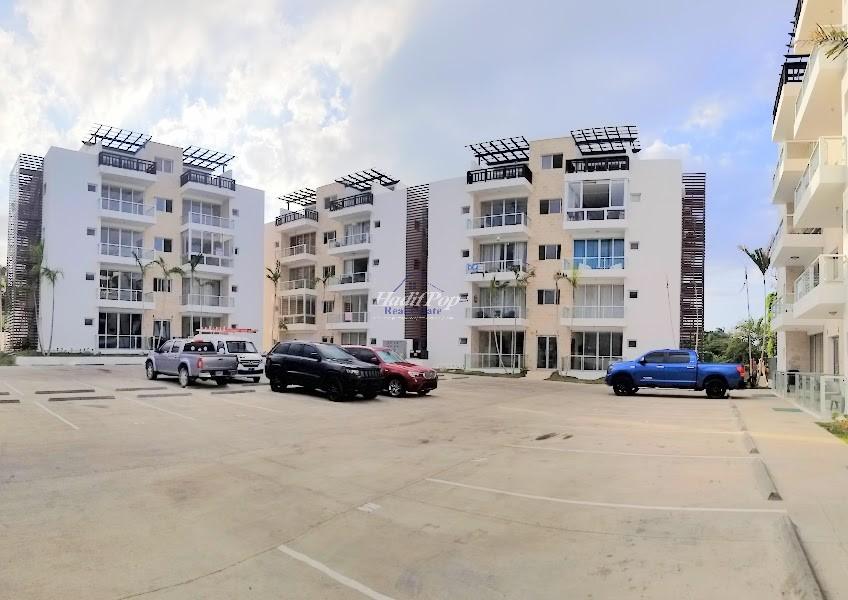 De venta Moderno apartamento en residencial cerrado de Puerto Plata