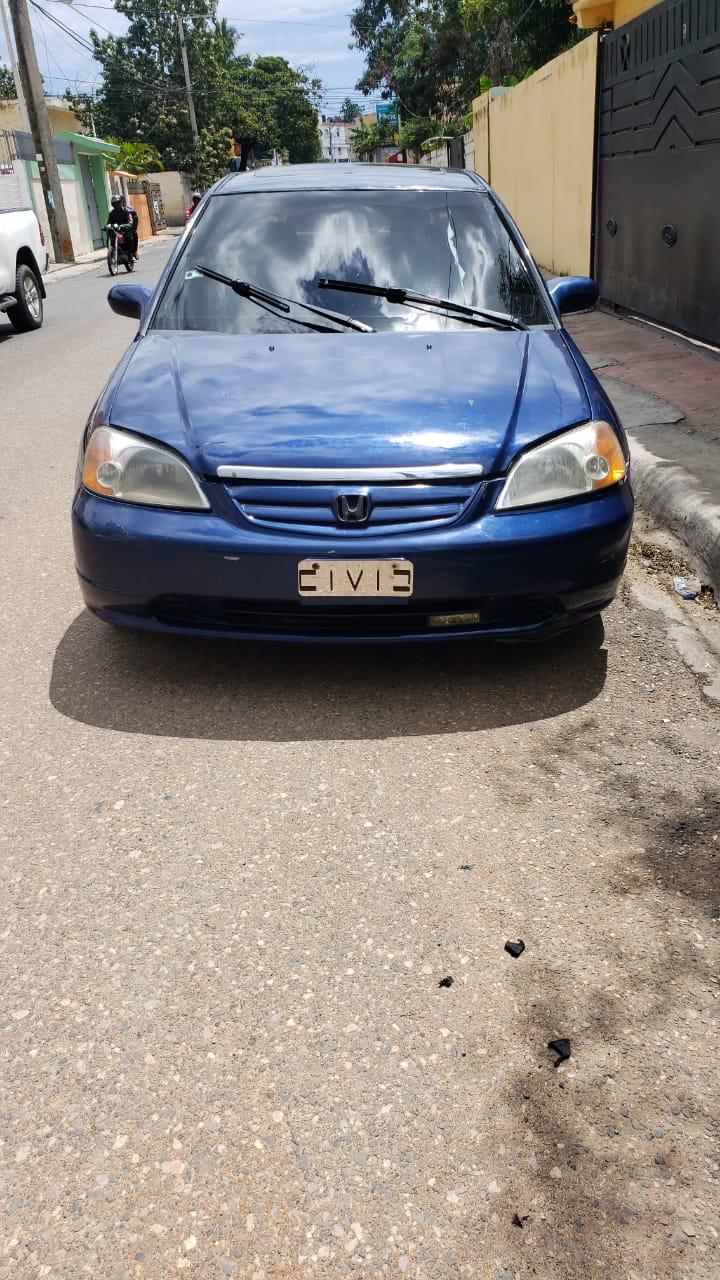 Honda Civic 2002 EX Full Excellent Condition
