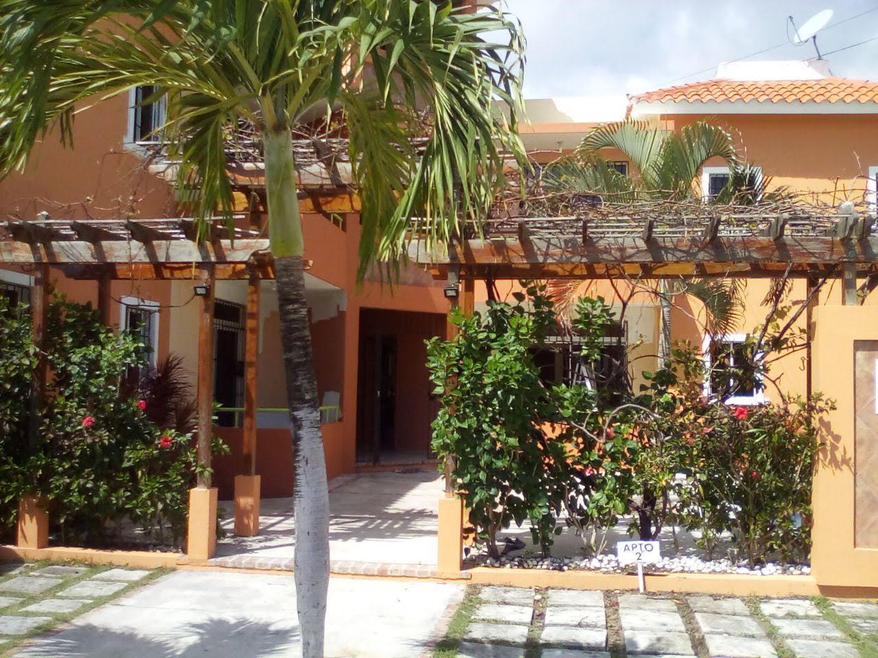 Oportunidad de inversión! Edificio de 4 apartamentos en venta en Punta Cana