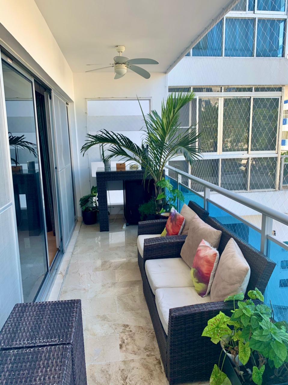 Exclusivo y cómodo apartamento en venta en Piantini! 105