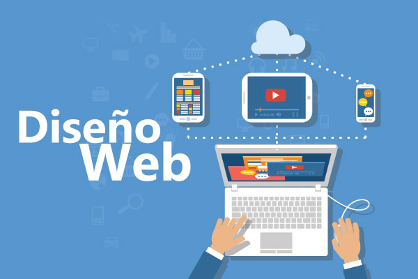 Especial de Diseño de Páginas web profesionales + Hosting