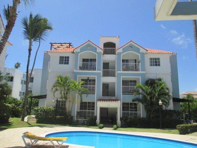 Apartamento en venta en Bávaro a solo metros de la playa.