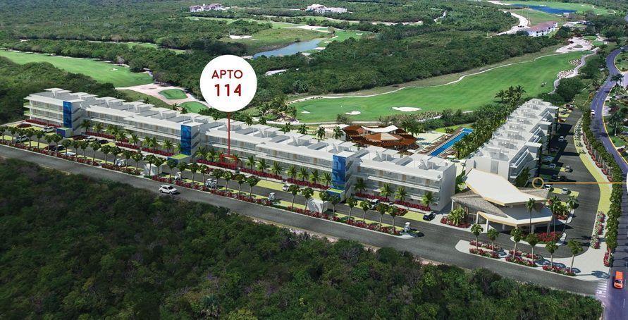 Apartamentos Drums en la segunda planta con un total de 100 mts2. 2
