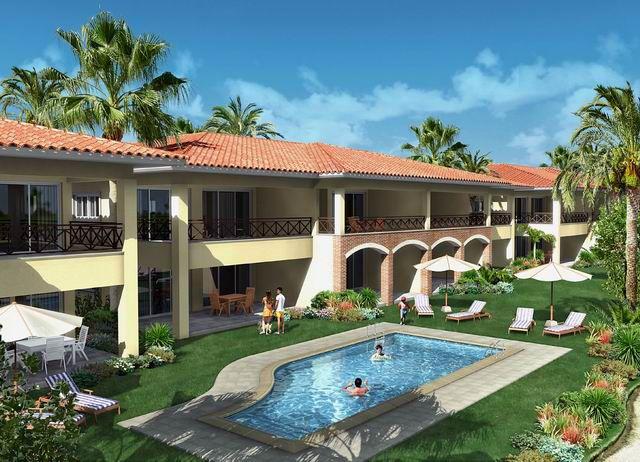 Luxury, Golf and georgous white sand beaches...