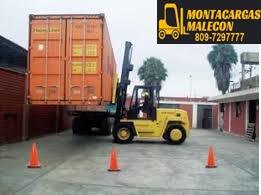 MONTACARGAS MALECÓN 8097297777