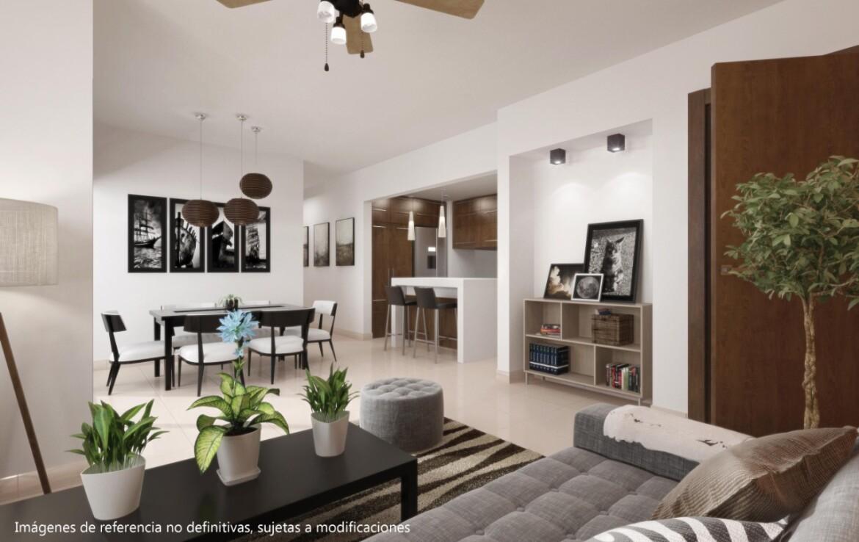 Elegante Y Bonito Apartamento en Ciudad Juan Bosch