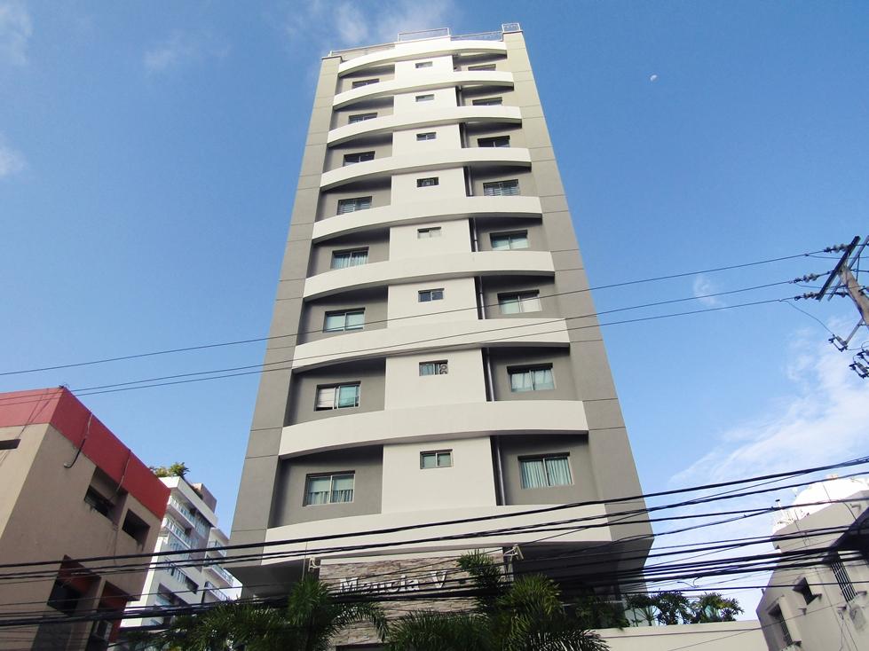 Moderno Apartamento en Alquiler con Línea Blanca, en Torre de Evaristo Morales.