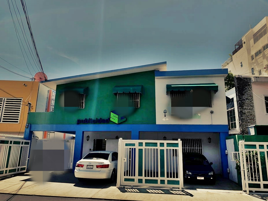 Casa Local en Alquiler ideal para vivienda o negocio en Gazcue.